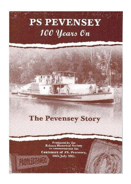 PS Pevensey - 100 Years On