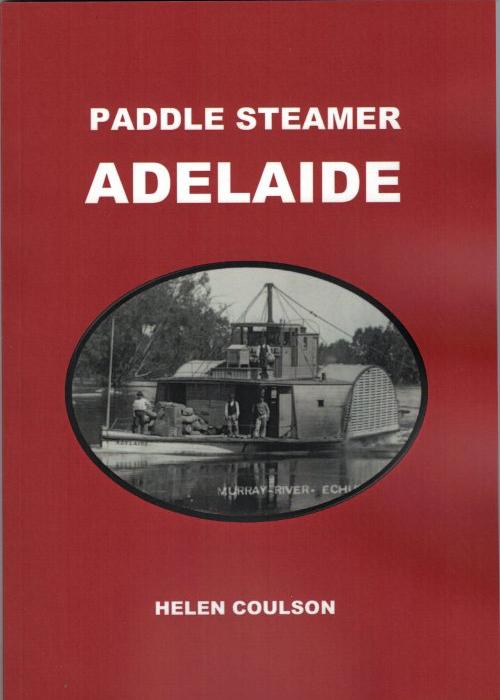 Paddlesteamer Adelaide